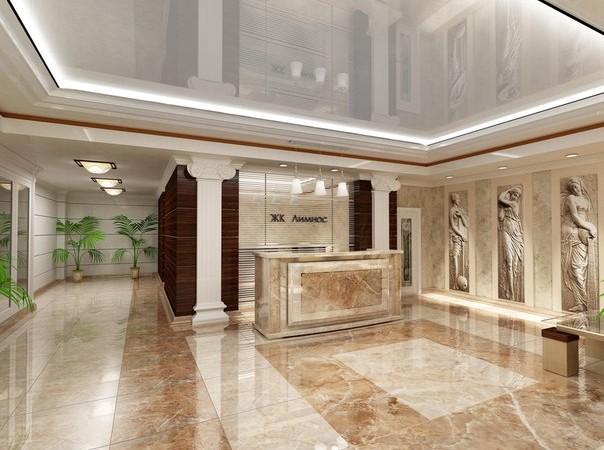 ЖК Лимнос холл
