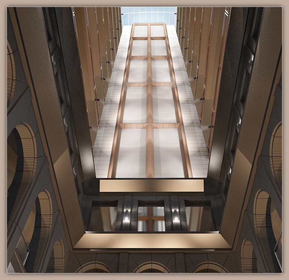 Башня Чкалов панорамный лифт