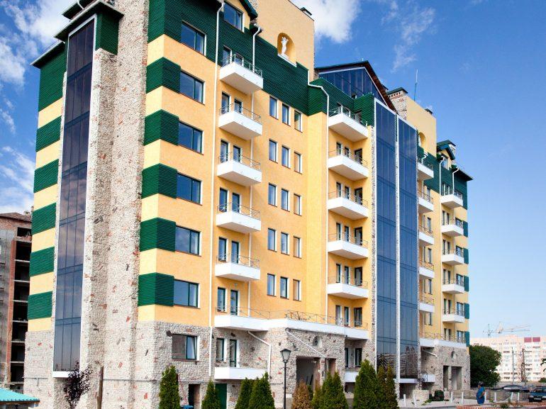 Зеленый Мыс новостройка Одессы