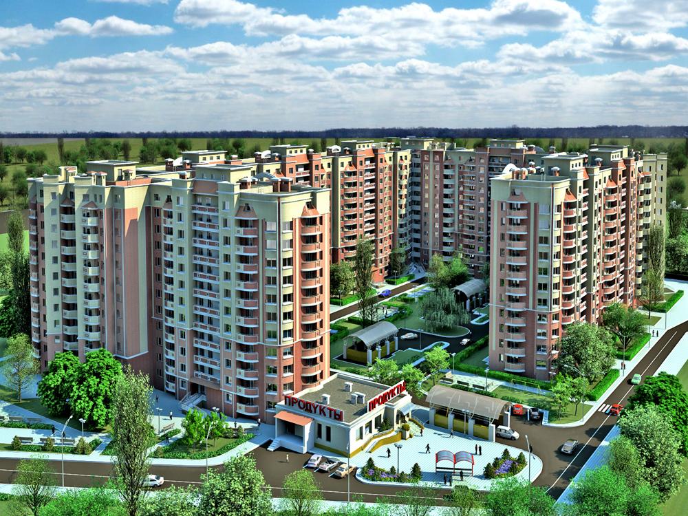 ЖК Янтарный Суворовский район