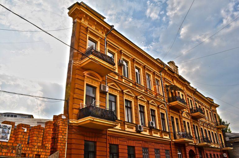 Загадка треугольных домов в Одессе