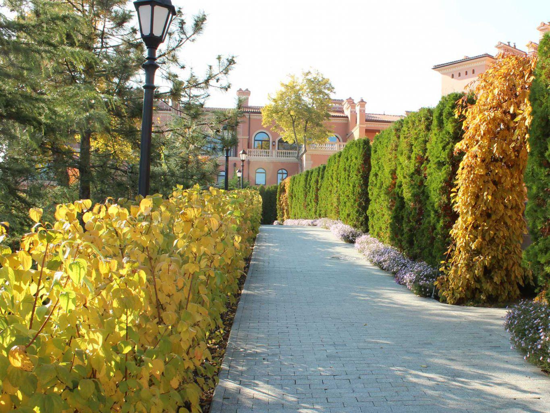 Элитный комплекс в Одессе