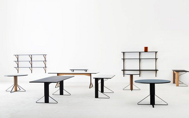 каари коллекция стокгольмская выставка мебели