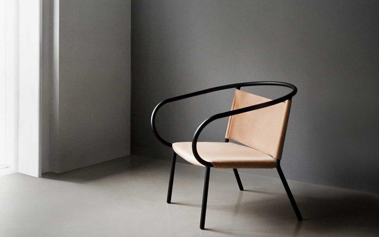 лаунж кресло