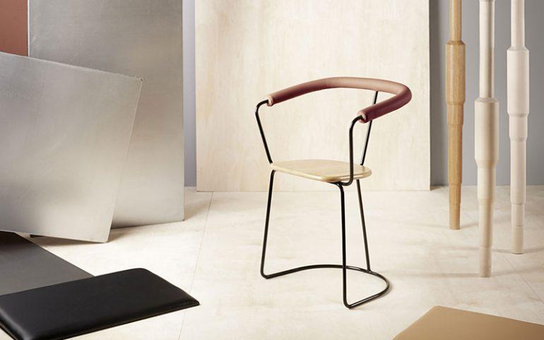 призрачный стул выставка мебели