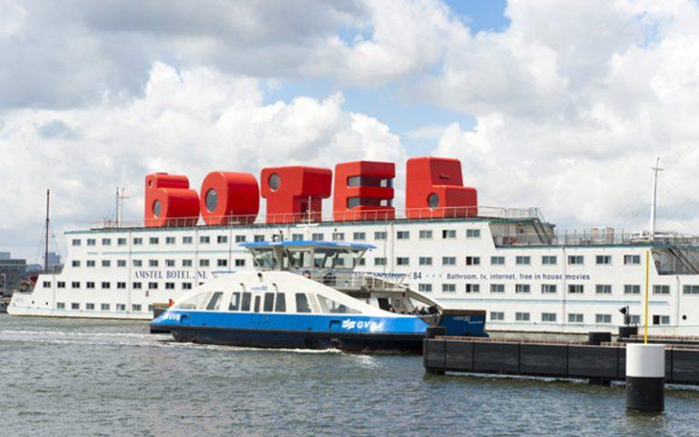 отель botel амстердам