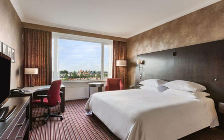 hilton отель Амстердам