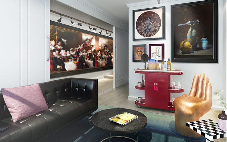 отель pulitzer Amsterdam