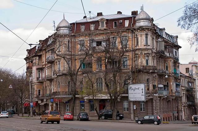 нумерация домов улица Преображенская