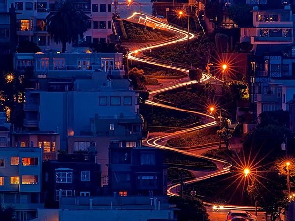необычные улицы мира