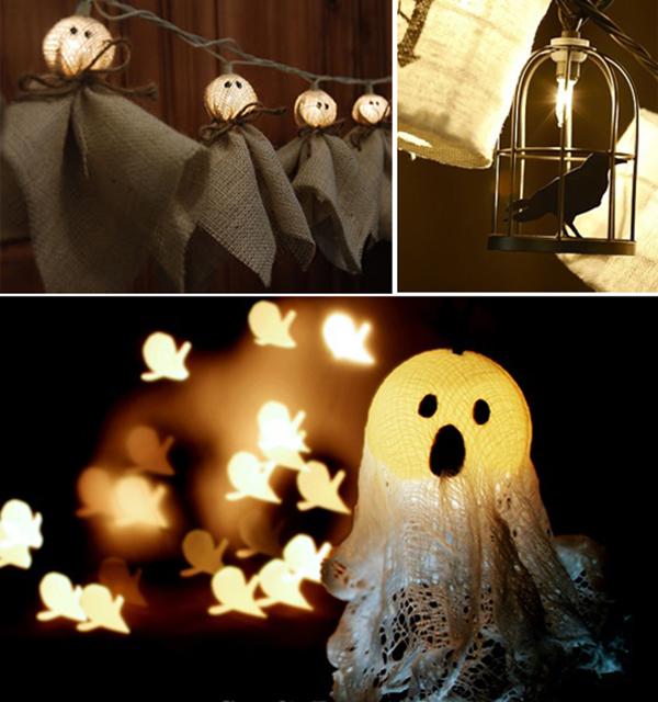 привидения светильники