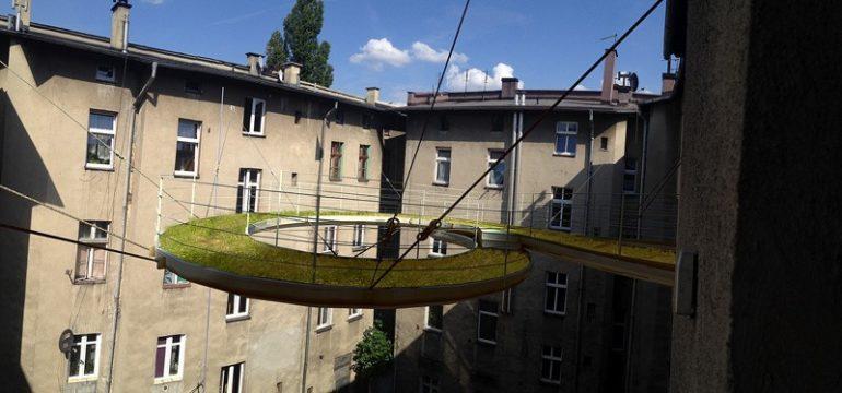 балкон в Гливице