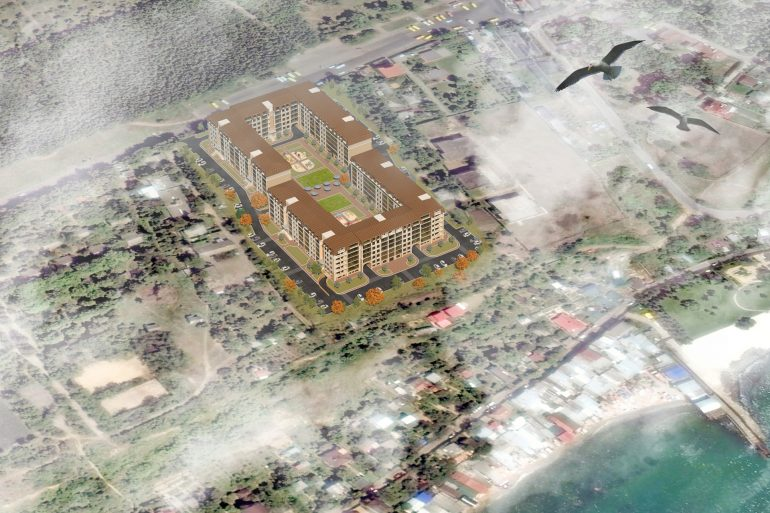 ЖК Клаб Марин новостройка в Черноморке