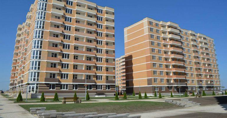ЖК Цветной бульвар Новострой в Черноморске Ильичевске