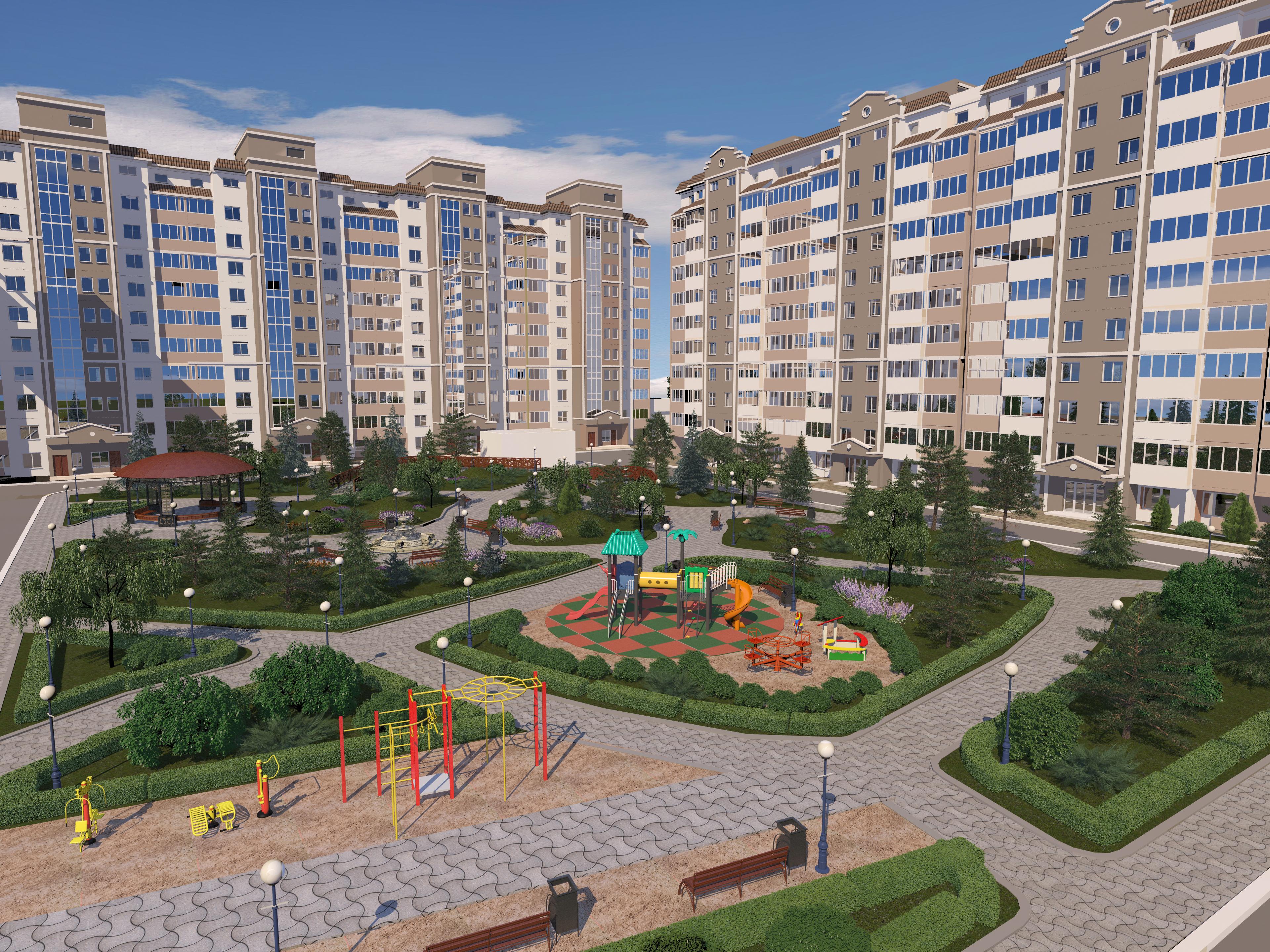 ЖК Эко Соларис Eco Solaris Новострой в Одессе