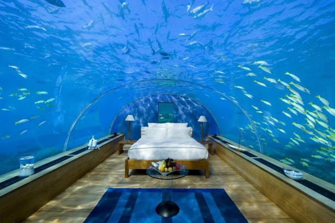 Подводное царство.