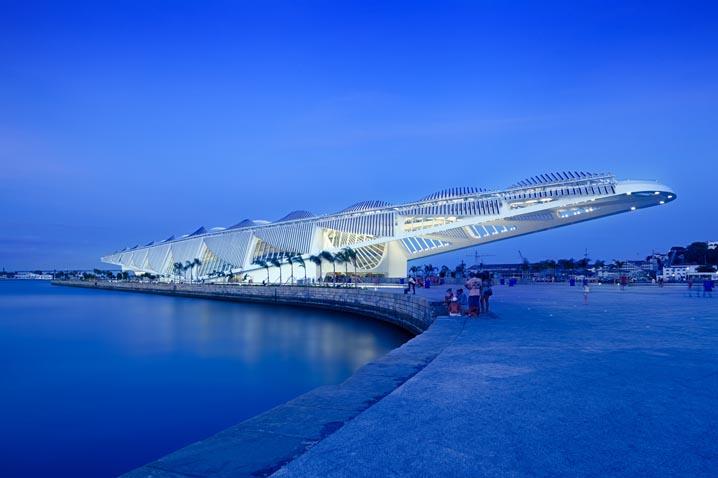 Плавающий музей в Бразилии
