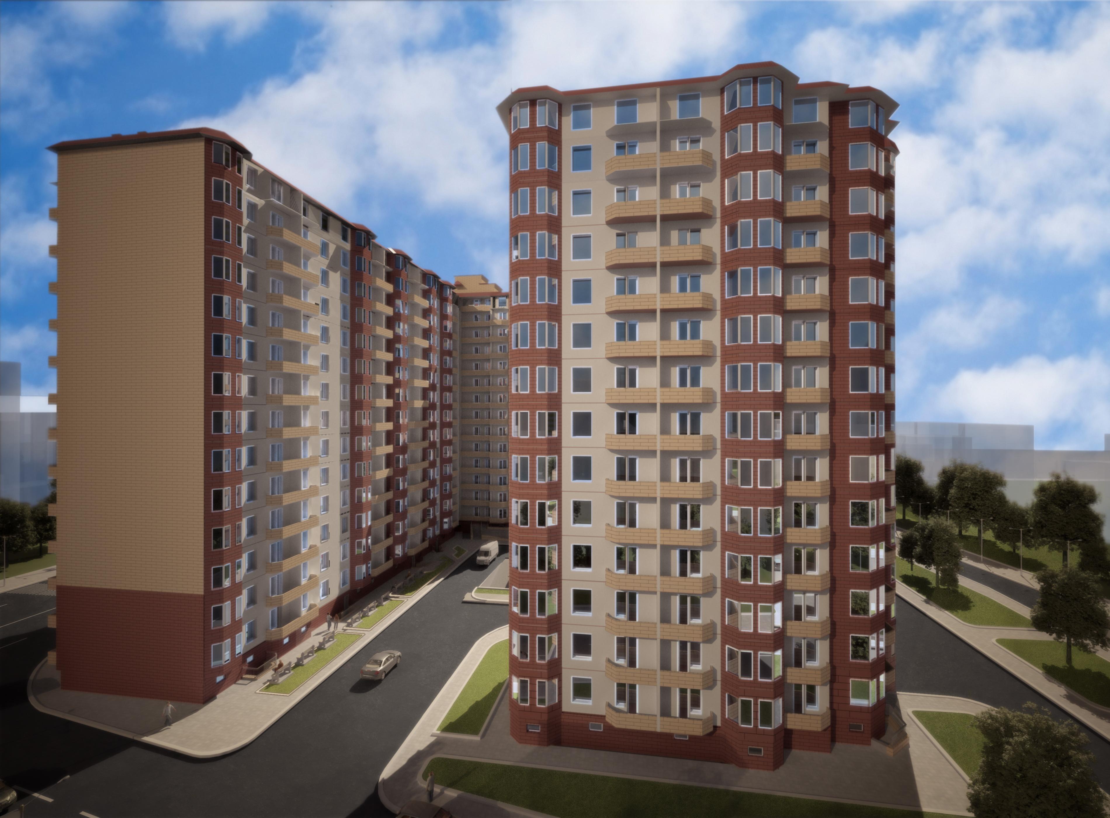 ЖК Новая Европа Новострой в Одессе