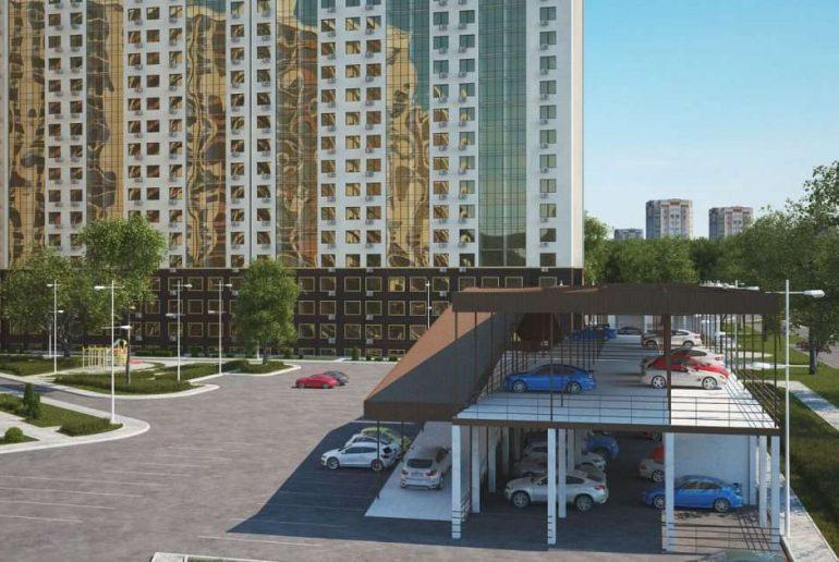 Кадорр ЖК 37 Жемчужина KADORR Group Таирова Архитекторская