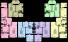 ЖК Радужный 2 Дом №3 Секция 3б План типового этажа
