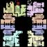 ЖК Радужный 2 Дом №4 Секция 2б План типового этажа