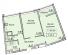 Двухкомнатная - 43 Жемчужина (Сорок третья)$61168Площадь:59,1m²