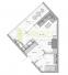 Однокомнатная - ЖК Kandinsky Residence (Кандинский)ПроданаПлощадь:38,3m²