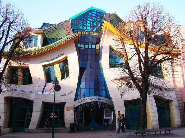 Дом в городе Сопот в Польше