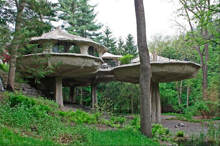 Самые уникальные дома в мире