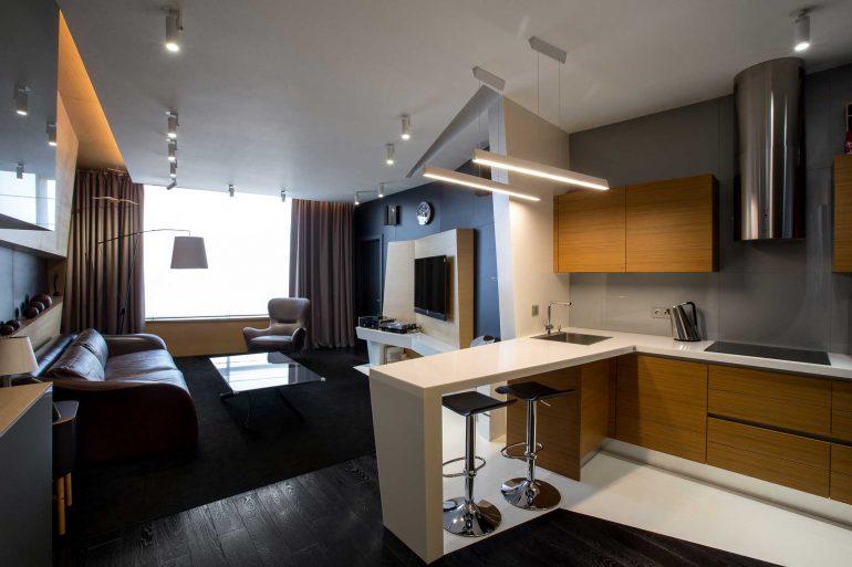 История появления квартиры-студии
