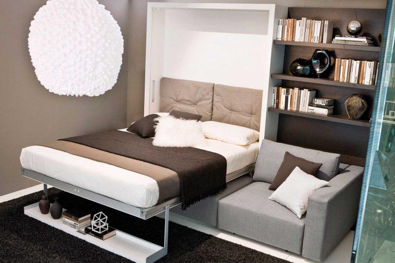 Мебель трансформер для смарт квартир