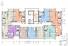 ЖК Таировские сады / Дом №2 / Секция 5 / План 10-11 этажей