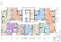 ЖК Таировские сады / Дом №2 / Секция 5 / План 6,7,13 этажей