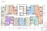 ЖК Таировские сады / Дом №2 / Секция 7 / План 8-9 этажей