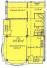 Двухкомнатная - ЖК Дом на Еврейской (Чайная фабрика Будова)ПроданаПлощадь:107m²