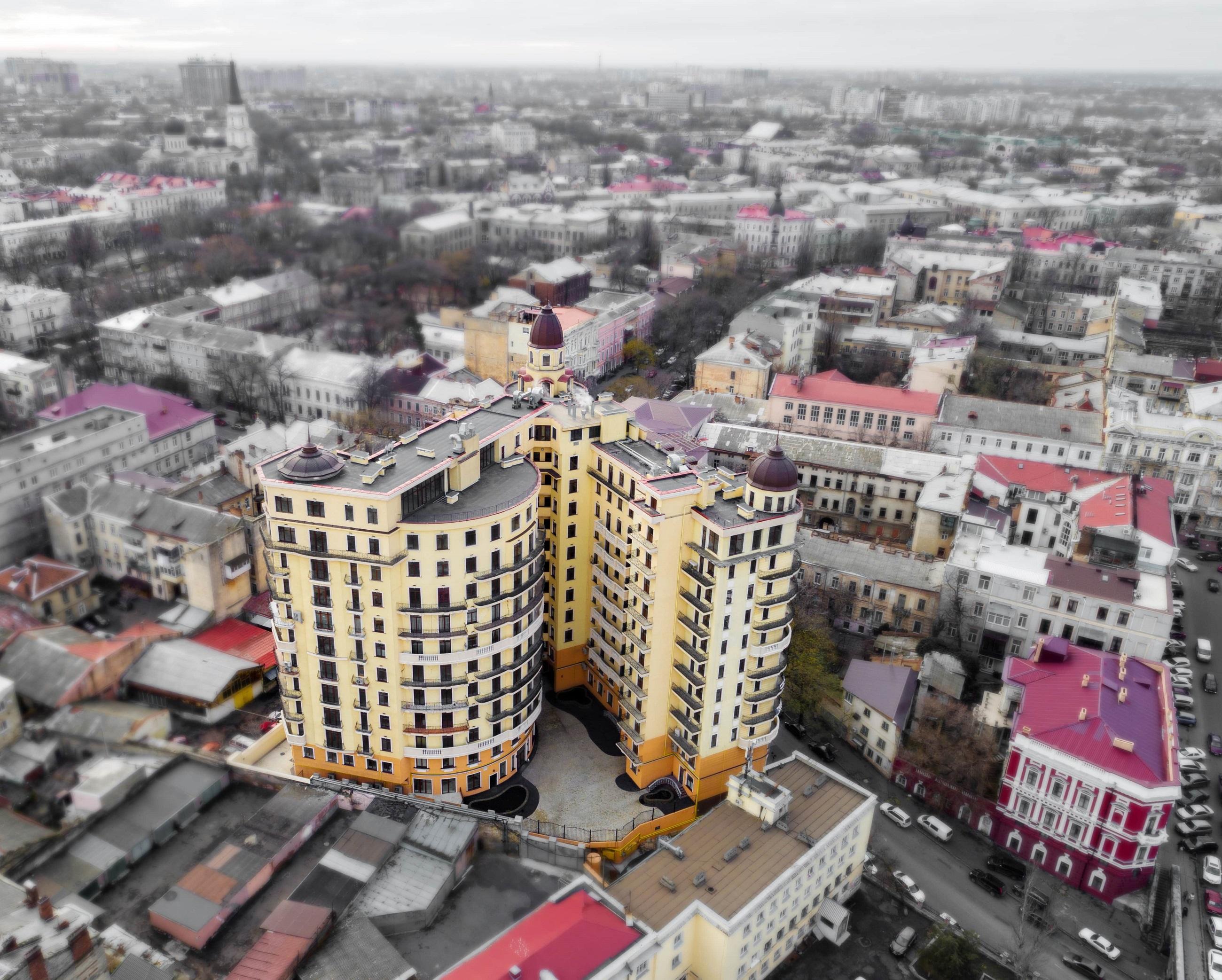 Наследие Дерибаса Новострой в Одессе Фото 1