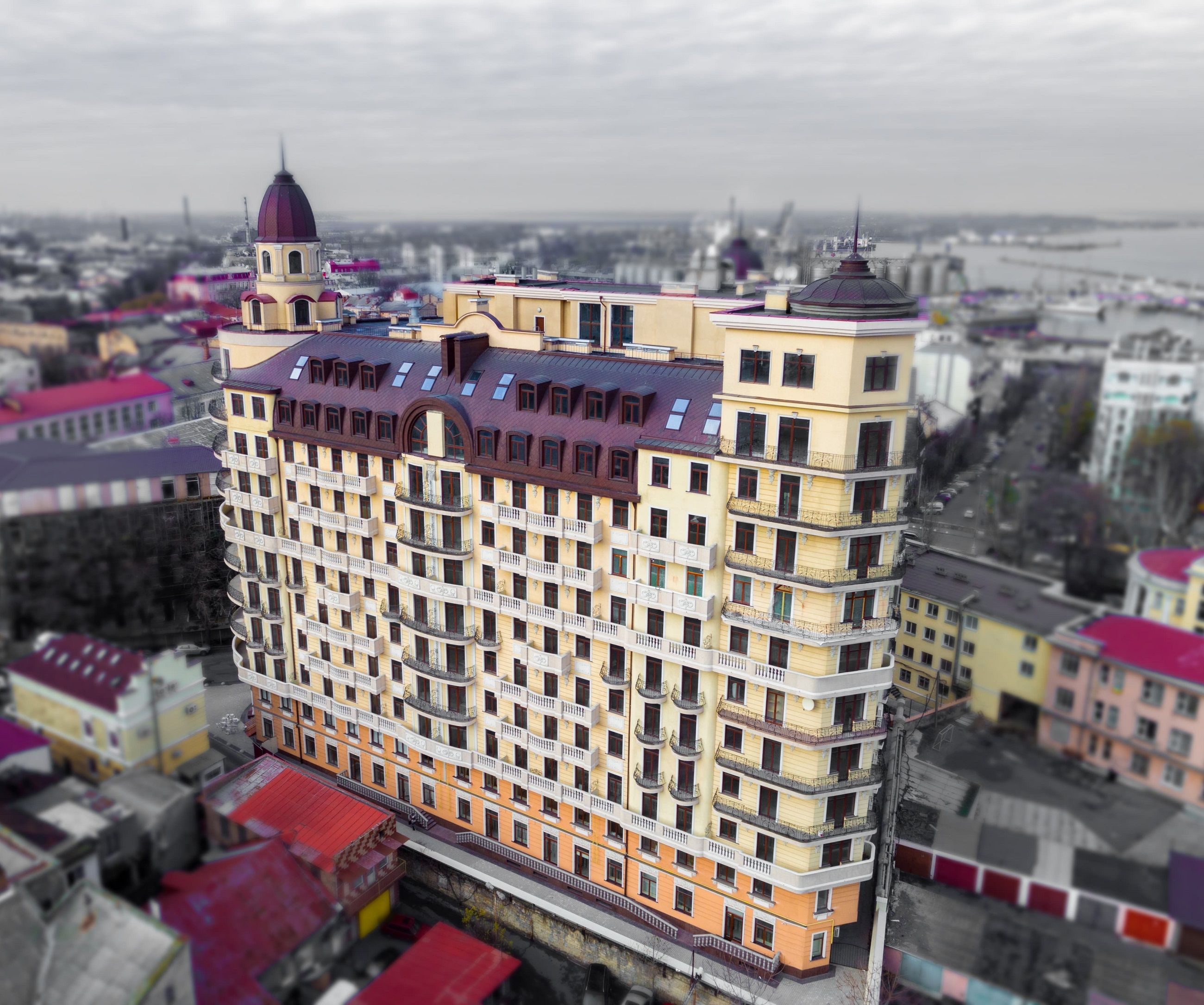 Наследие Дерибаса Новострой в Одессе Фото 2