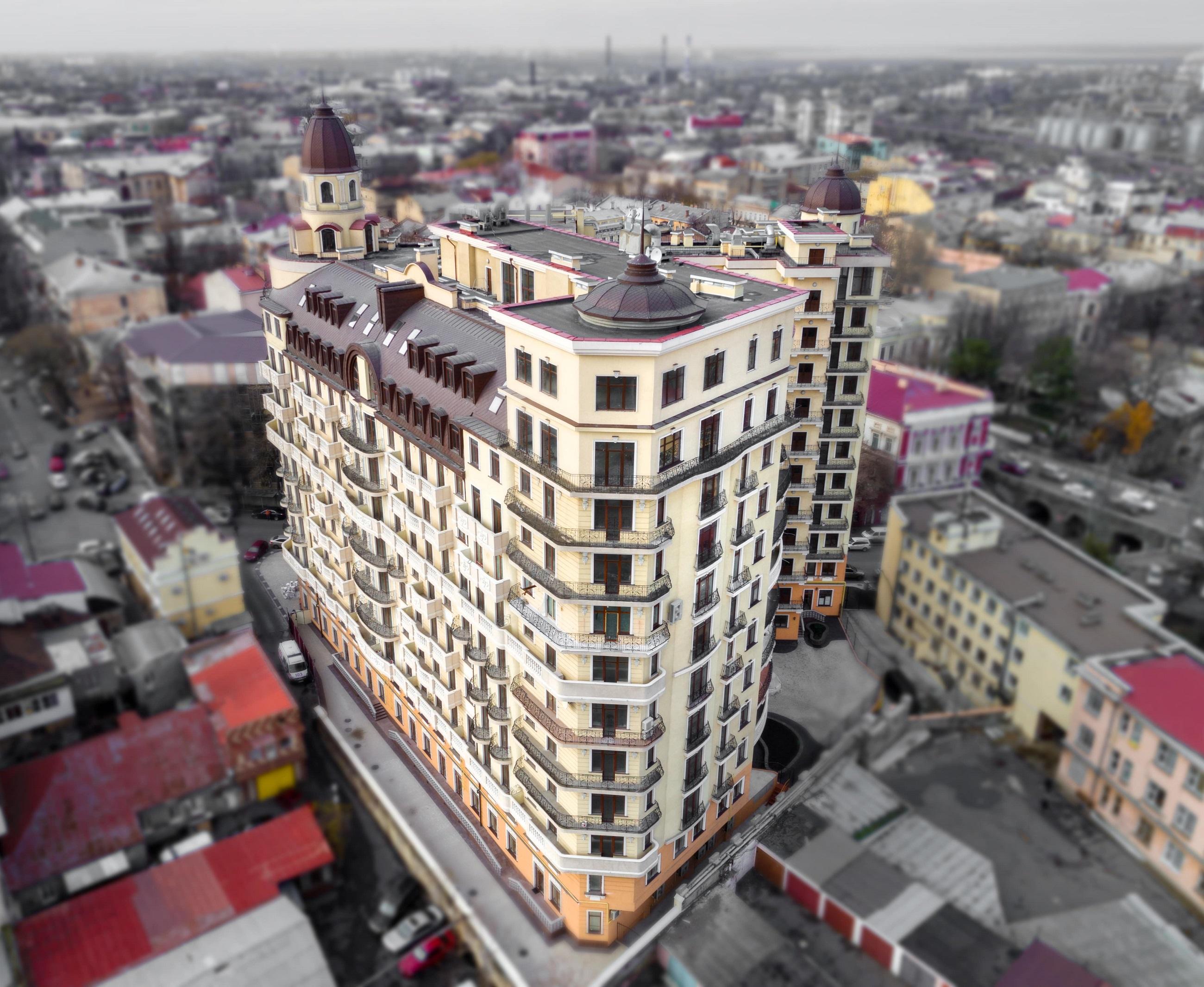 Наследие Дерибаса Новострой в Одессе Фото 3