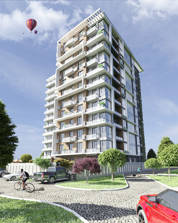 ЖК Platinum Residence визуализация 2