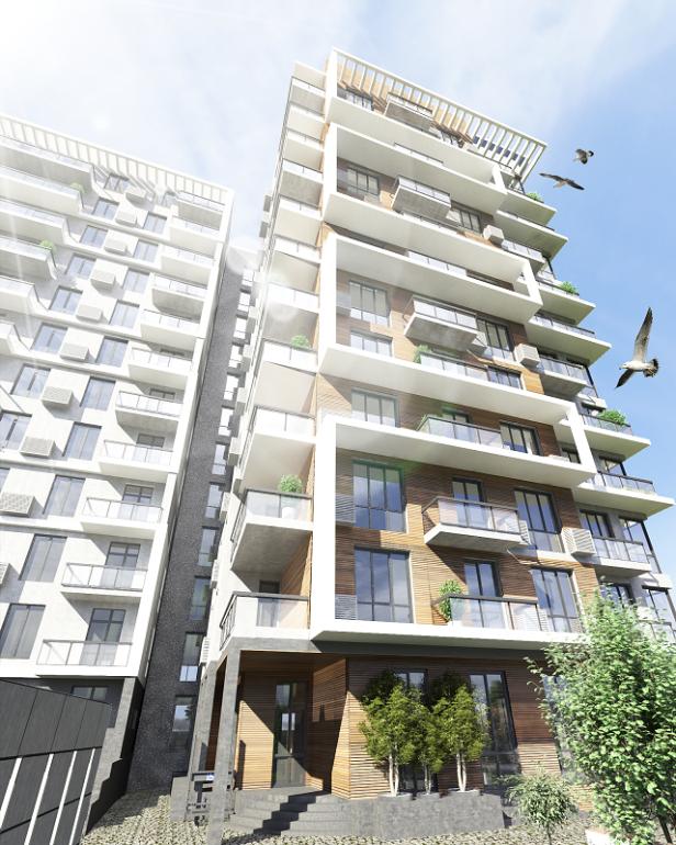 ЖК Platinum Residence визуализация 1
