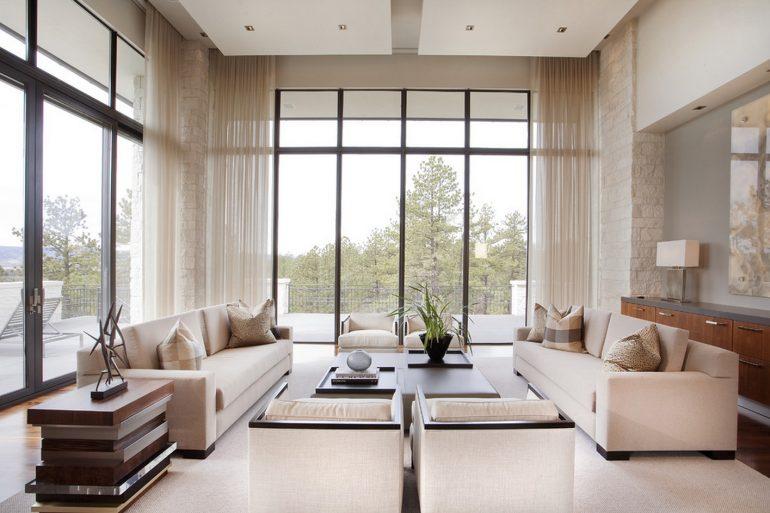 Панорамные окна — преимущества и недостатки