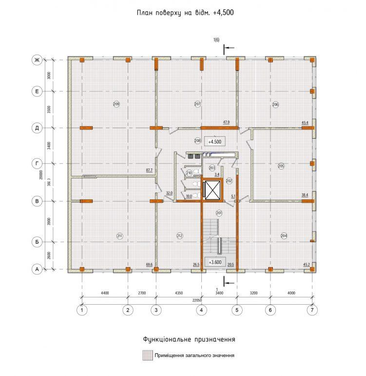 Клубный дом Pierre (Пьер) план 2 этажа