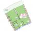 Однокомнатная - ЖК 42 Жемчужина$65238Площадь:51,9m²