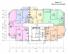 ЖК RealPark (Реал Парк) план секции 1.1 этаж 2-16