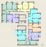 ЖК Одесские традиции план типового этажа 5 секция 5 дом