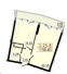 Однокомнатная - ЖК 26 Жемчужина$61700Площадь:52,6m²