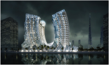 Удивительные строительные фантазии.