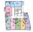 ЖК Смарт Холл (Smar thall) план типового этажа