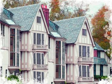 Французский дом (дом Мишлен)